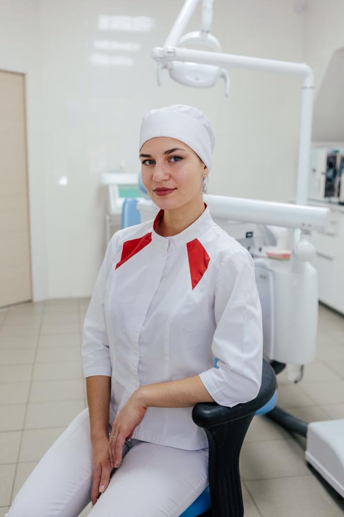 Чулкова Елена Валерьевна